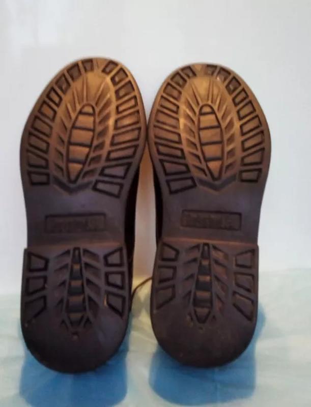 Timberland мужские полуботинки, туфли, р. 10 - Фото 5
