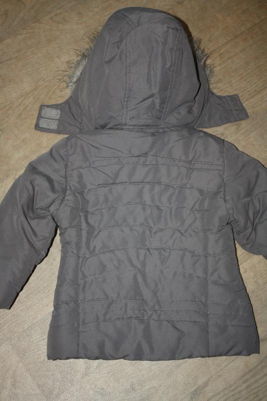 Зимняя теплая термо- курточка ф.palomino р-98/104 в хорошем со... - Фото 4