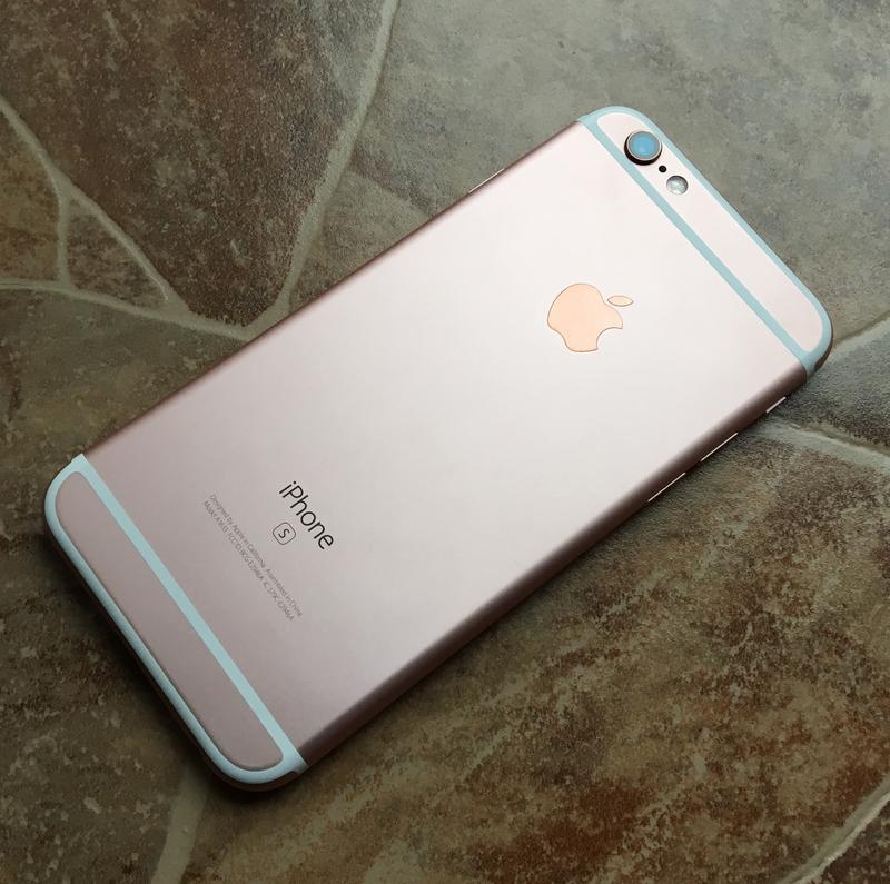 IPhone 6S 32GB Rose Gold Neverlock - Фото 7