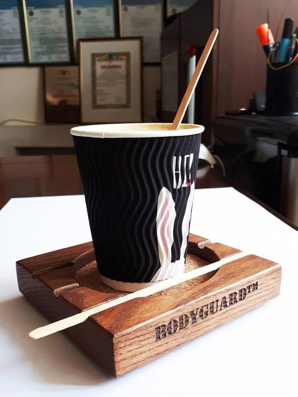 Подставка для чашек кофейных