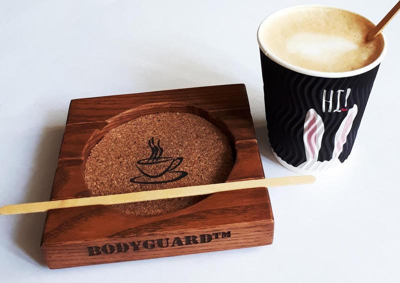 Подставка для чашек кофейных - Фото 3