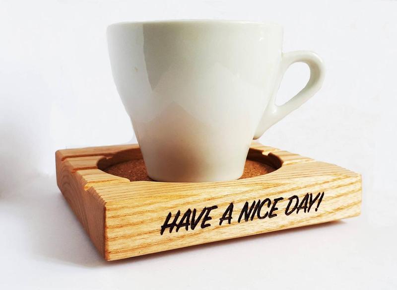 Подставка для чашек кофейных - Фото 4