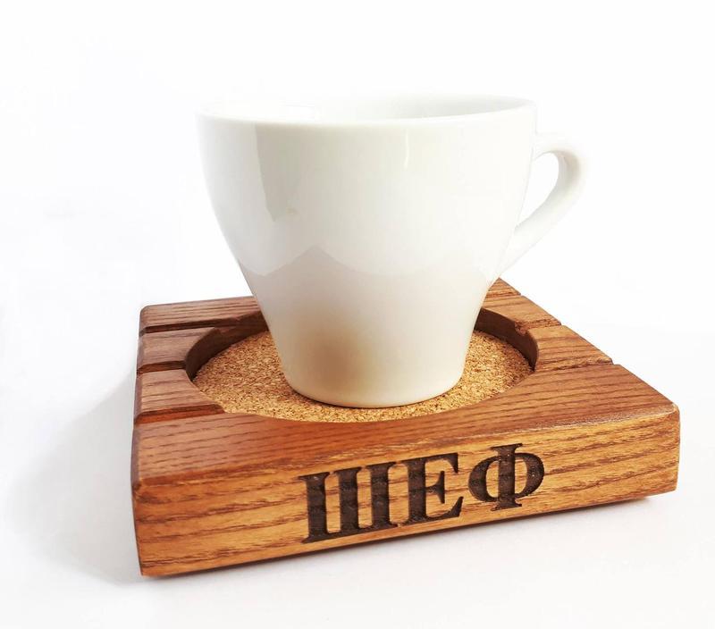 Подставка для чашек кофейных - Фото 5