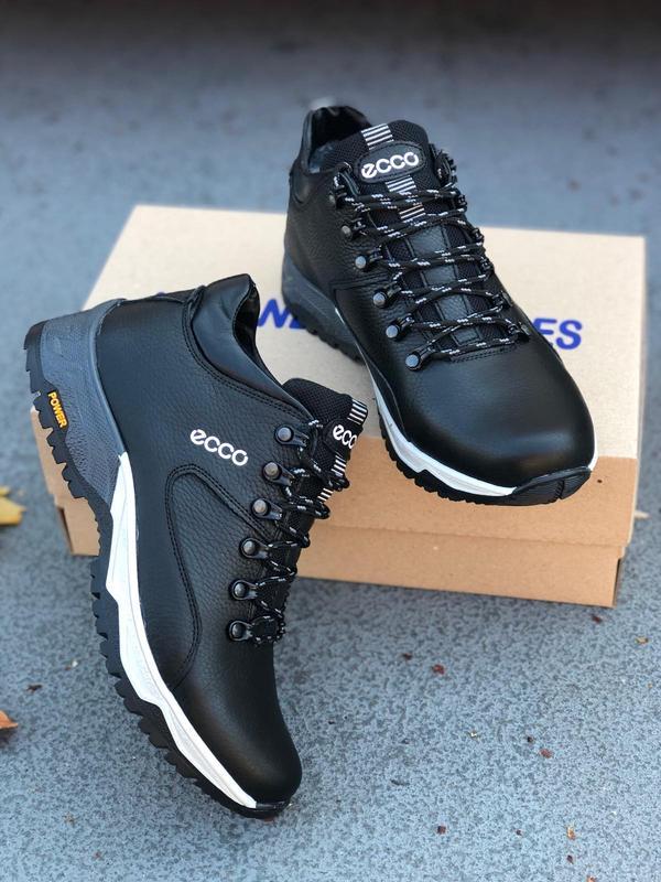 Зимние ботинки Eco 37Armando black 40-45