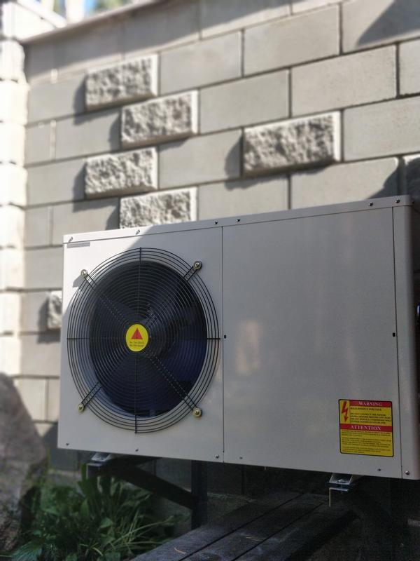 Тепловой насос для дома 155 кв.м. Компенсация 35% IQEnergy