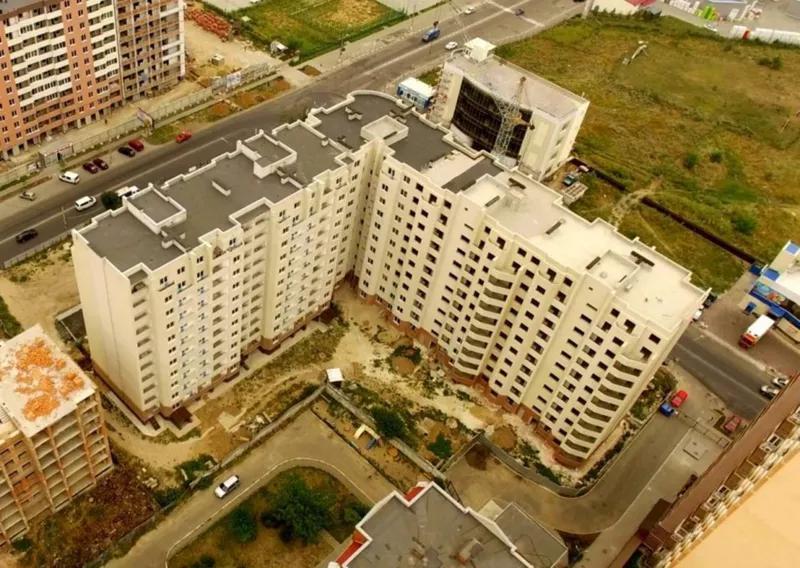1 комнатная квартира в кирпичном доме на Бочарова