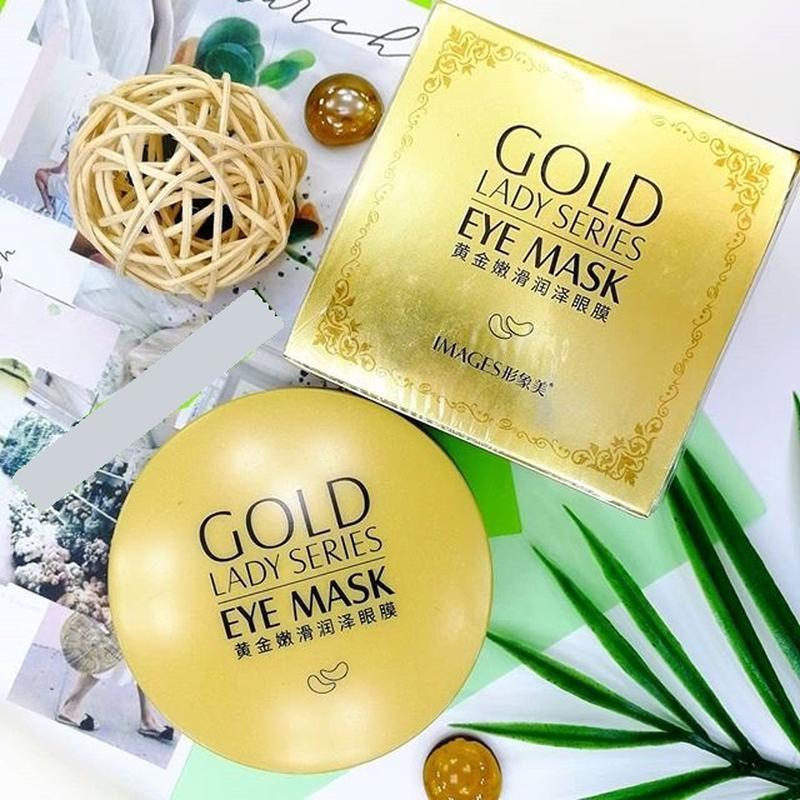 Гидрогелевые патчи для глаз с золотом images gold lady series ...