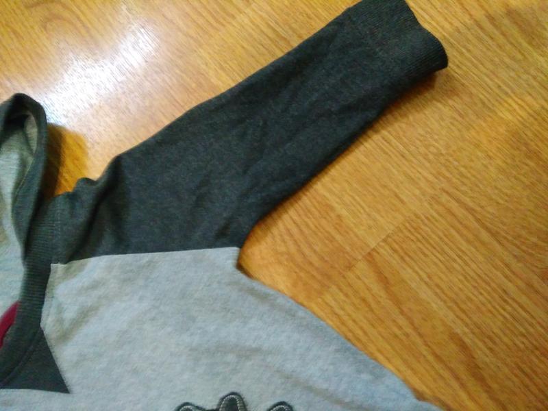 Толстовка, свитшот, джемпер бренда baby george, 6-9месяцев - Фото 4