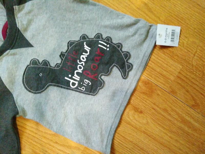 Толстовка, свитшот, джемпер бренда baby george, 6-9месяцев - Фото 6