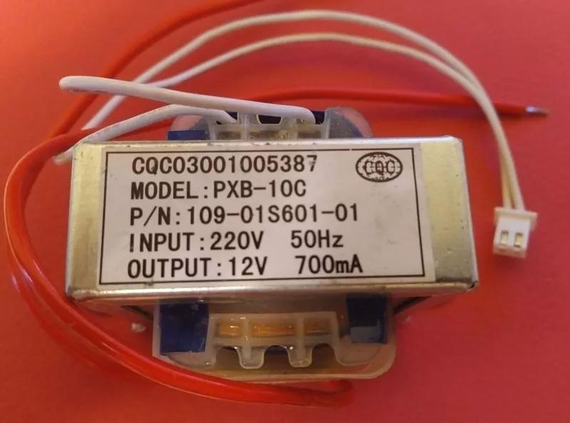 Трансформатор 12V 700mA для акустики, музыкального центра model: