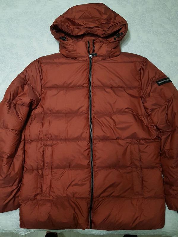 Куртка мужская зимняя Zero Frozen - Фото 6