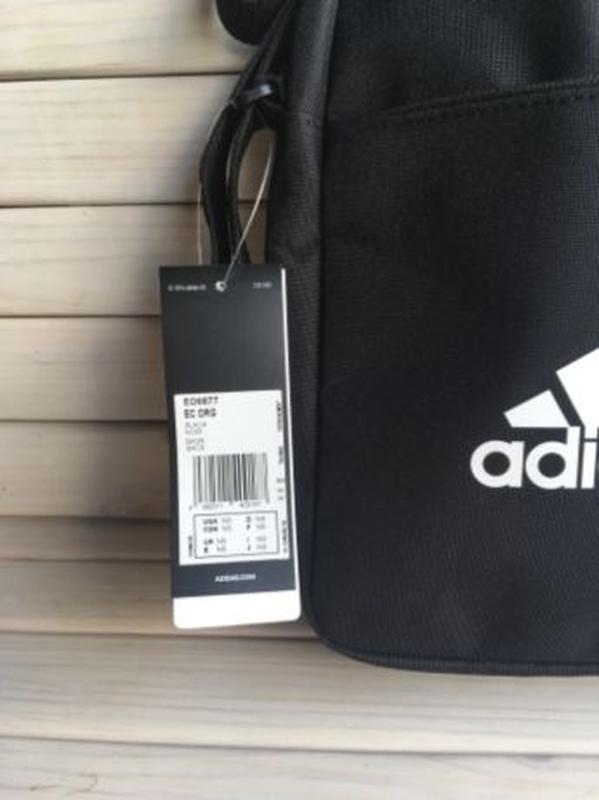 Сумка Adidas оригинал.Сумка-мессенджер через плечо(Puma,adidas... - Фото 6