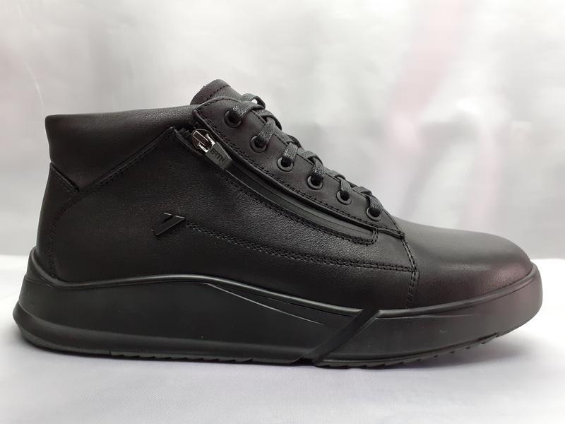 Зимние ботинки под кроссовки на молниях bertoni - Фото 3