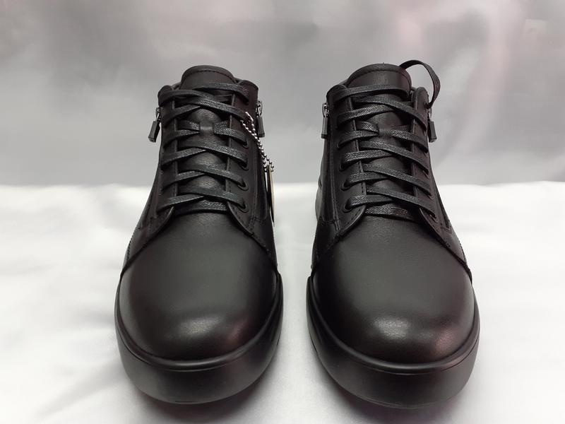 Зимние ботинки под кроссовки на молниях bertoni - Фото 5