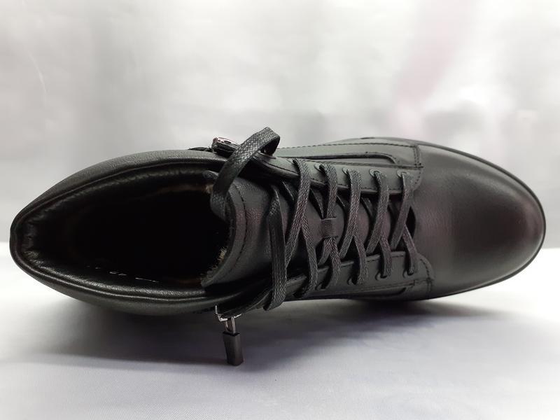 Зимние ботинки под кроссовки на молниях bertoni - Фото 7