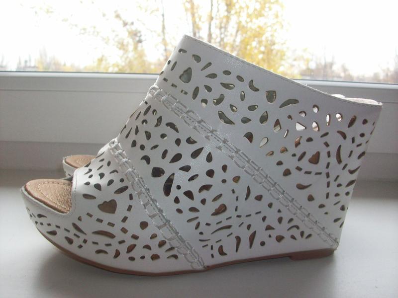 Сабо, шлёпанцы женские натуральная кожа best shoes р.40
