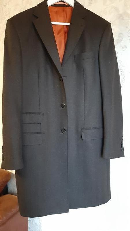 Пальто бренда Woolmark!