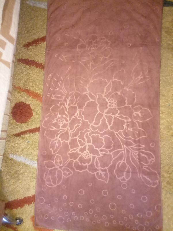 Банное полотенце - Фото 4