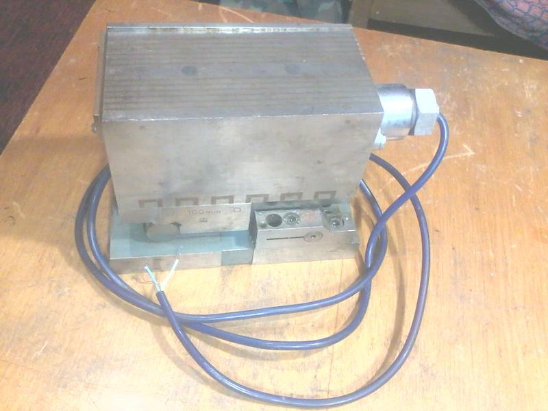 Электрический магнитный стол лекальный производства Германия