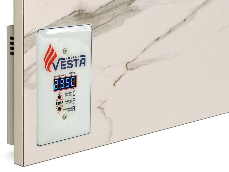 Инфракрасный умный Керамический Обогреватель Vesta Energy PRO 700