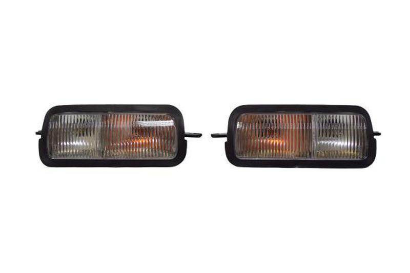 Подфарники ВАЗ 21214 передние (прозрачные) Формула Света