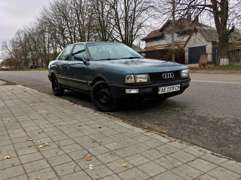 Audi 90 ГБО
