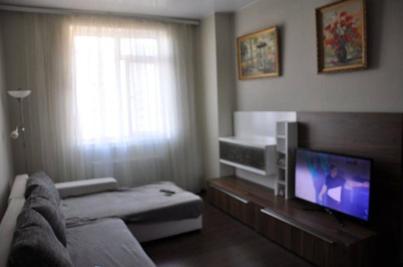 Однокомнатная квартира с ремонтом в Жемчужине