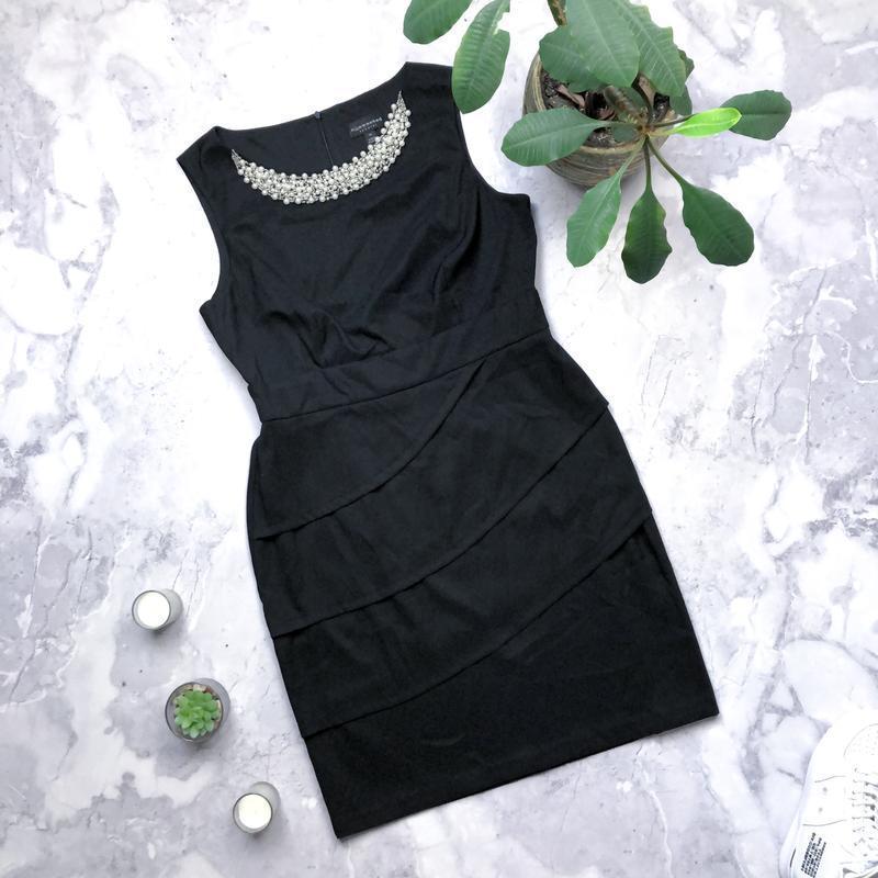 Шикарное нарядное платье футляр best connection