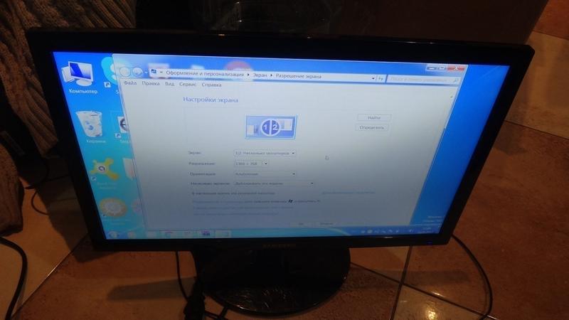 Монитор LED 19″ Samsung SyncMaster S19A100N_S19B150N (VGA, 16:9) - Фото 4