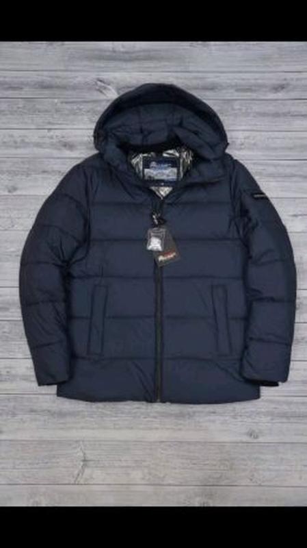 Куртка мужская зимняя Zero Frozen - Фото 3