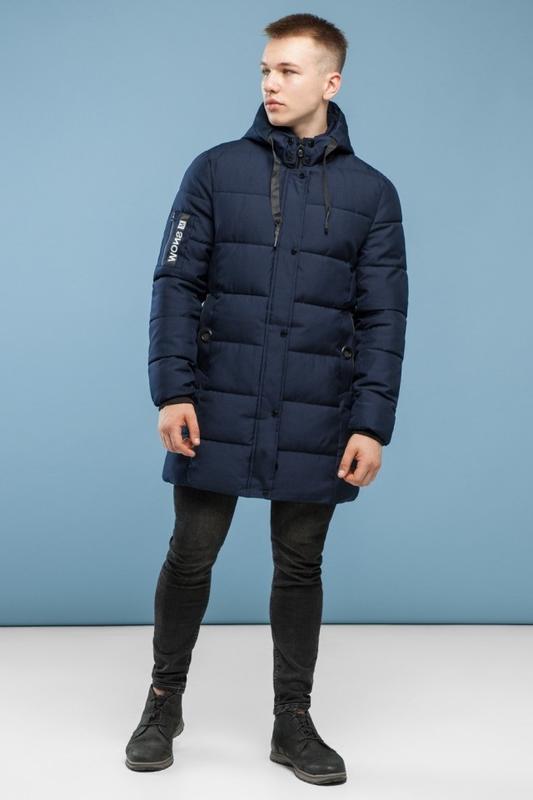 Kiro tokao  куртка мужская зимняя*:япония - Фото 3
