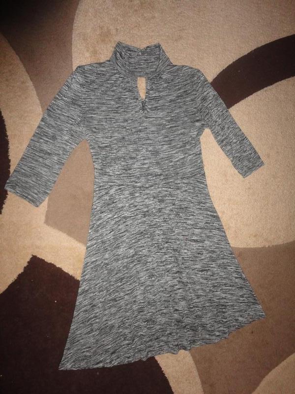 Классное платье - и на работу. и в гости