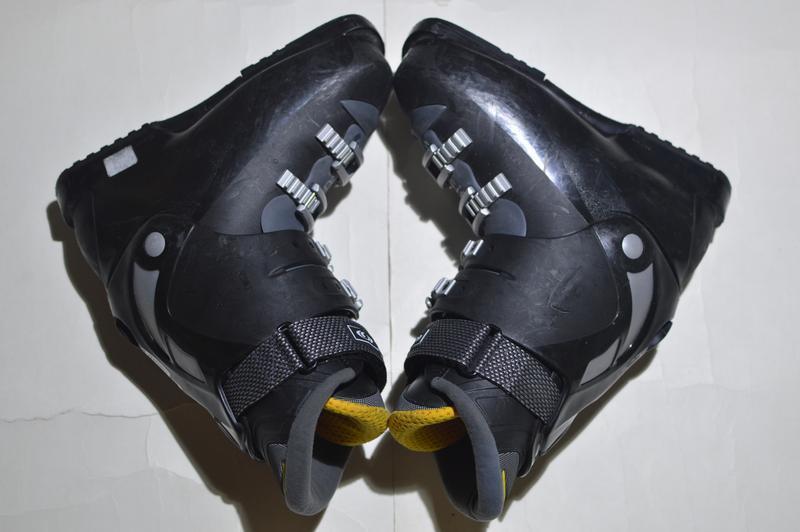 Лыжные ботинки salomon sensifit - Фото 4