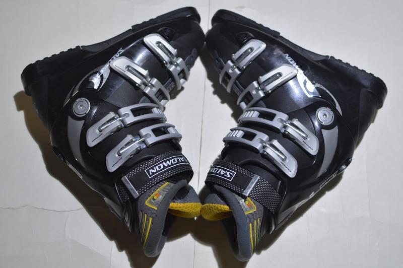Лыжные ботинки salomon sensifit - Фото 8