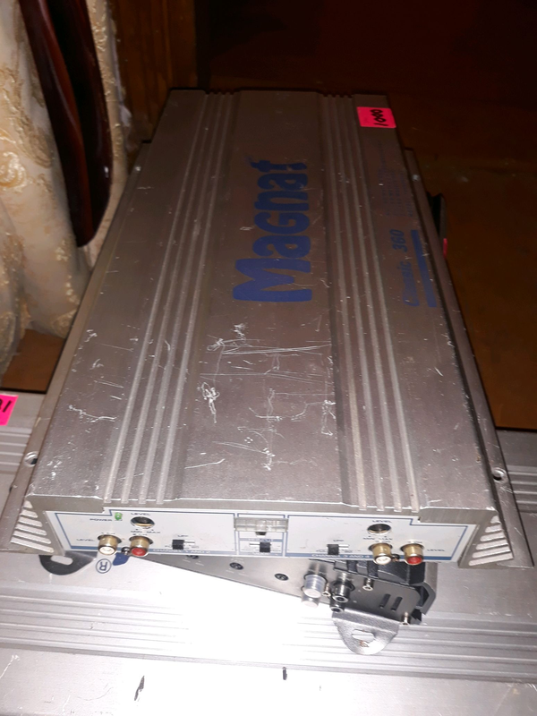 Автопідсилювач Magnat Classic 360 - Фото 4