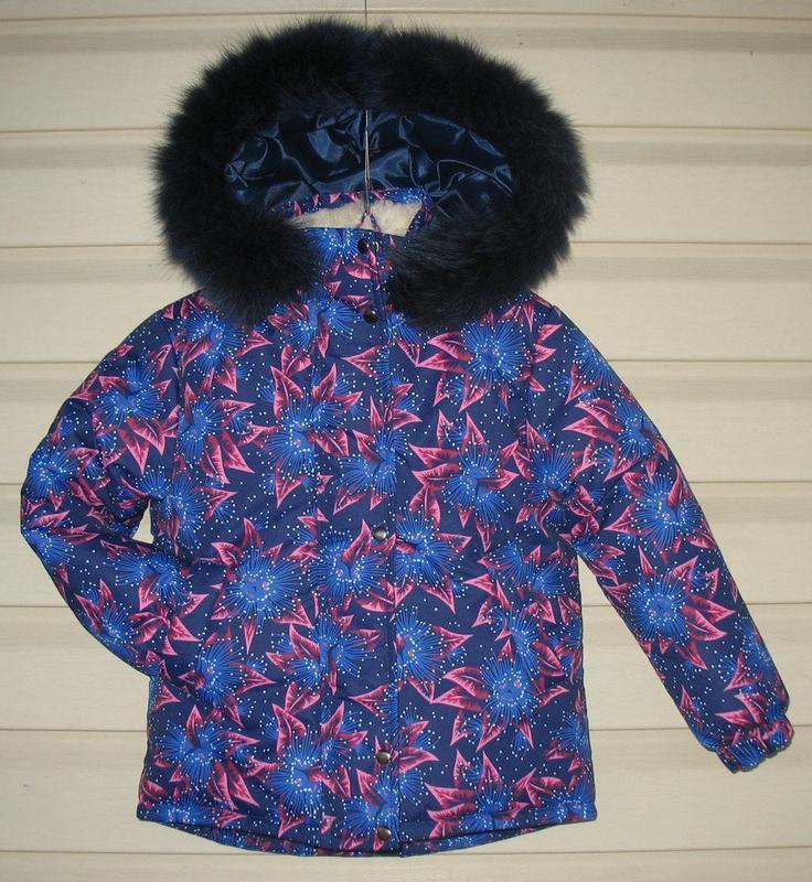 Зимняя курточка для девочки - Фото 2