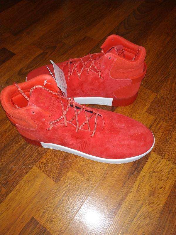 Кеды ботинки замшевые адидас м10 44 - Фото 2