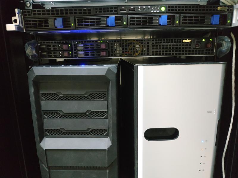 Настройка и установка сервера