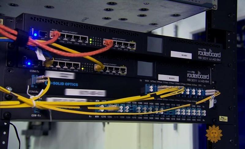 Настройка сети на оборудовании MikroTik, Cisco, Ubiquiti(UniFi...