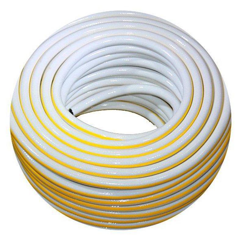 Шланг газовый белый Evci Plastik 9 мм, 50 м