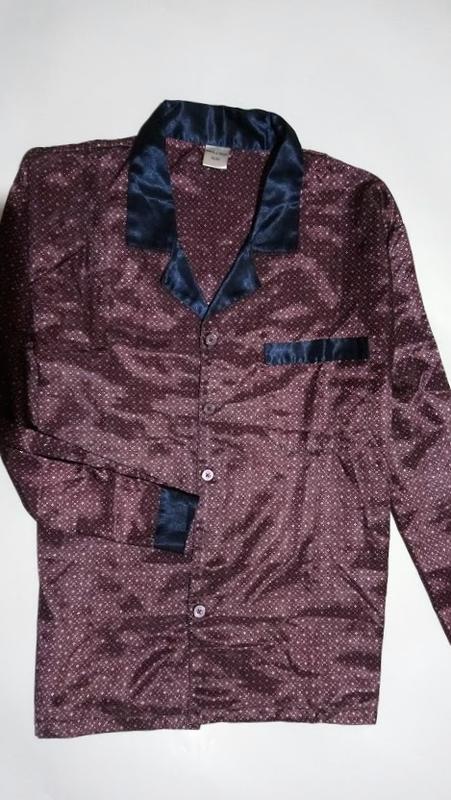 Пижамная рубашка enrico mori