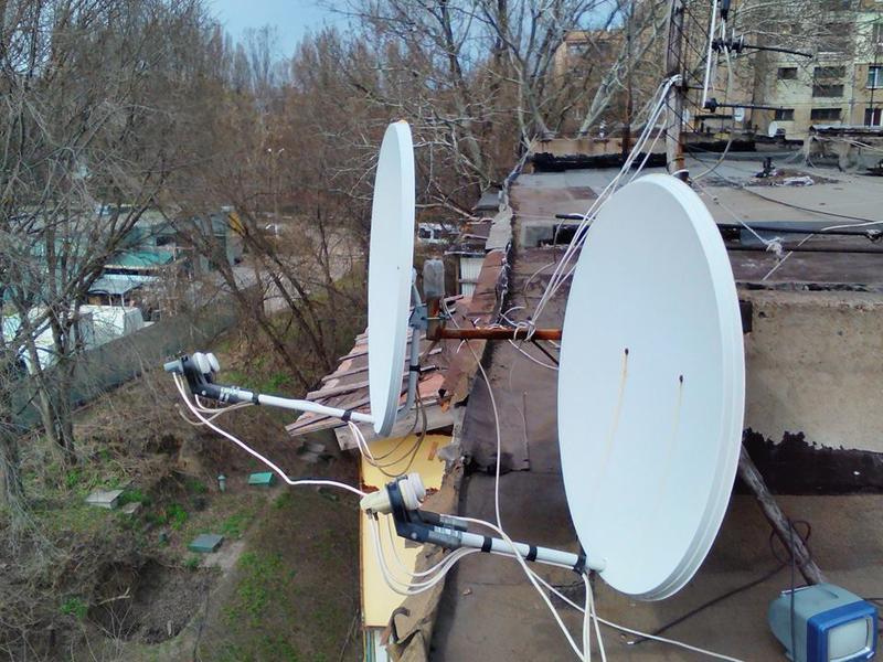 Установка и ремонт антенн спутникового телевидения - Фото 2