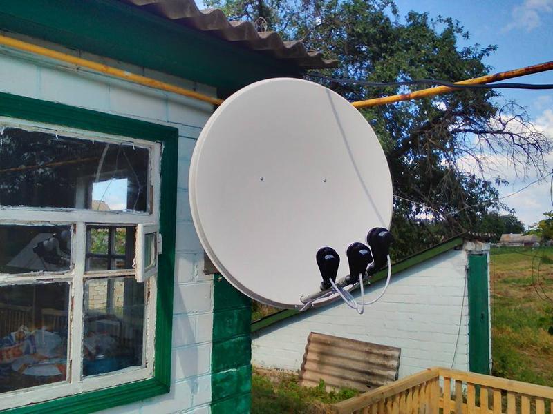 Установка и ремонт антенн спутникового телевидения - Фото 5
