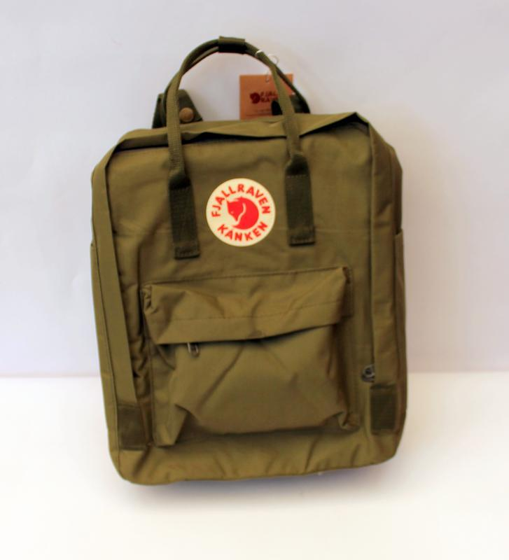 Рюкзак женский, канкен, fjallraven kanken, 16 л