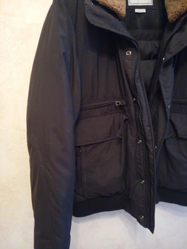 Geox respira мужская зимняя куртка пуховая 52 размер - Фото 2