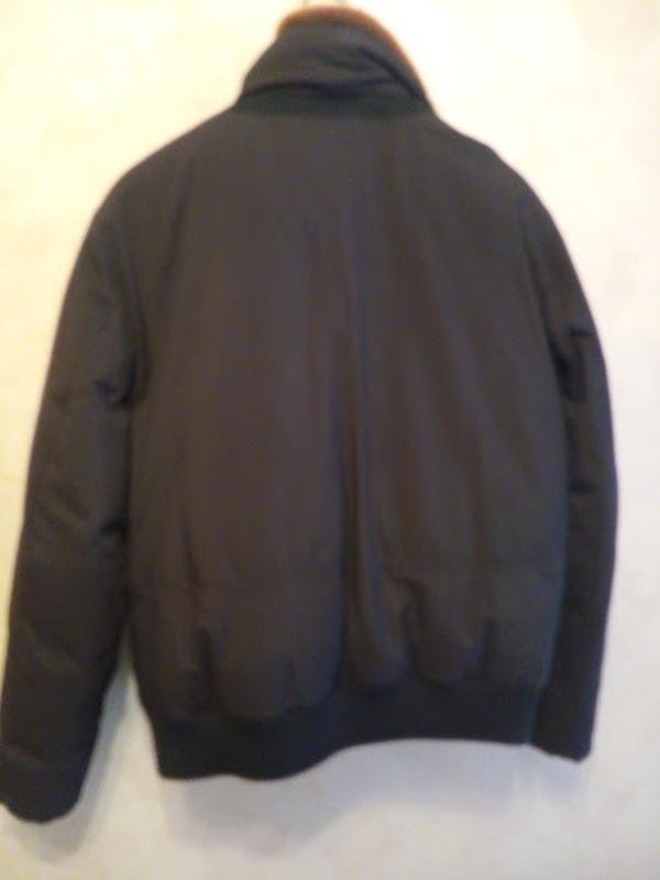 Geox respira мужская зимняя куртка пуховая 52 размер - Фото 6