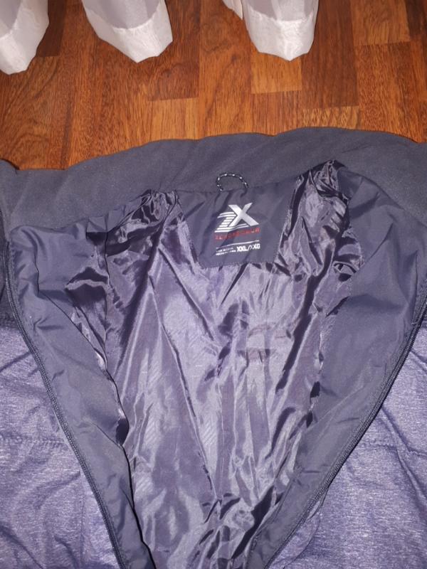В наличии зимняя куртка zeroxposur размер xxl - Фото 3