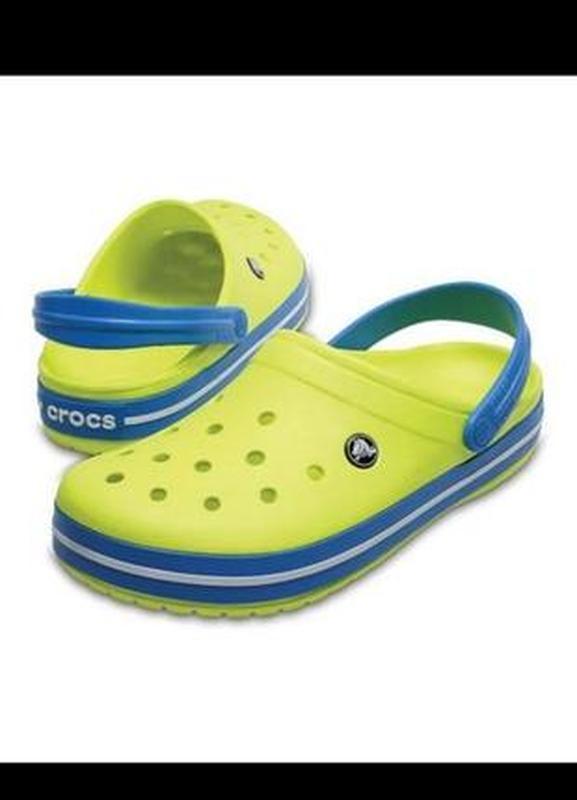 В наличии сабо крокс шлепки сандали crocs