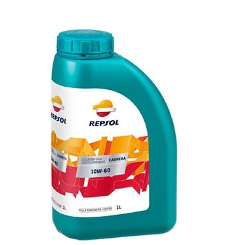 Автомасла REPSOL CARRERA 10W60, 1 Л