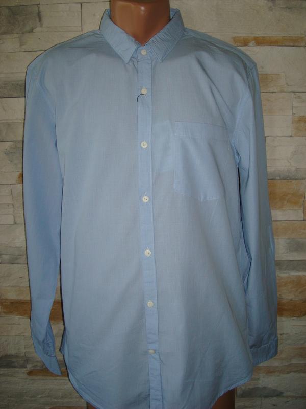 Рубашка мужская pull&bear испания